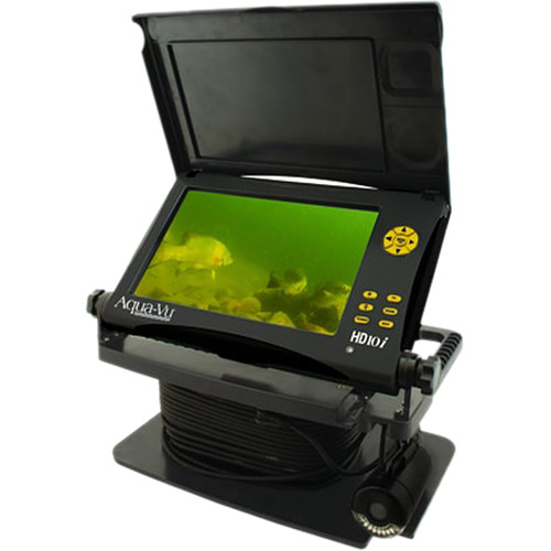 "Aqua-Vu HD10i 10"" High-Definition Underwater Viewing System"