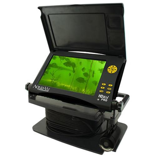 "Aqua-Vu HD10i Pro 10"" High-Definition Underwater Viewing System"