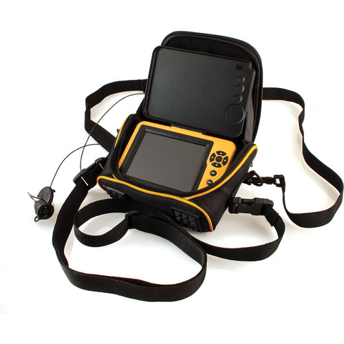 Aqua-Vu Wearable Micro-Mobile Pro-Vu Case with Zippered LCD Cover