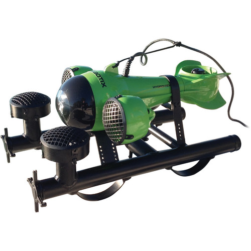 Aquabotix HydroView PRO 5M Mini Underwater ROV with Live Video (Battery Power, Lime Green and Black)