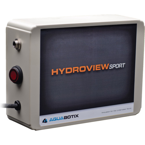 Aquabotix Extended Range Topside Box for HydroView Underwater ROVs
