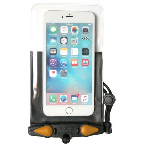 Aquapac Waterproof Plus Phone Case (Black)