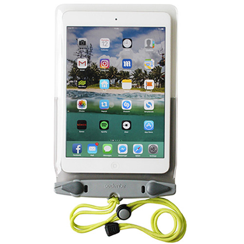 Aquapac Waterproof iPad mini-Kindle 3 Case (Cool Gray)