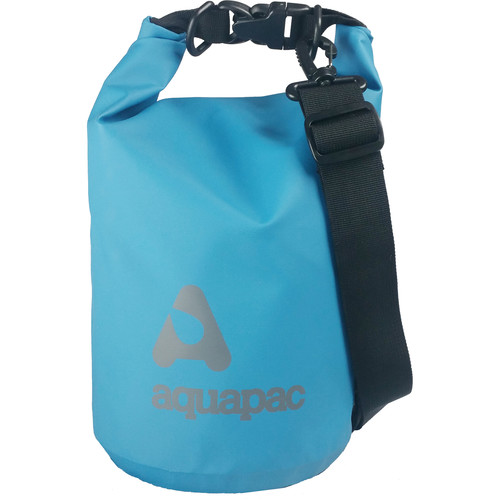 Aquapac TrailProof Drybag with Shoulder Strap (7 Liter, Blue)