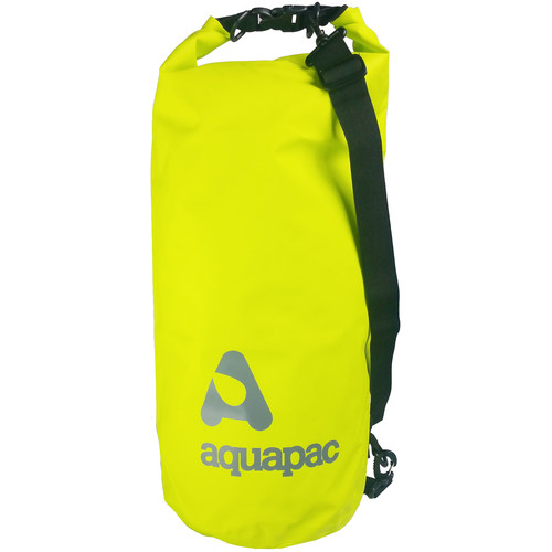 Aquapac TrailProof Drybag with Shoulder Strap (25 Liter, Green)