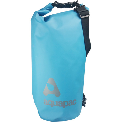 Aquapac TrailProof Drybag with Shoulder Strap (25 Liter, Blue)