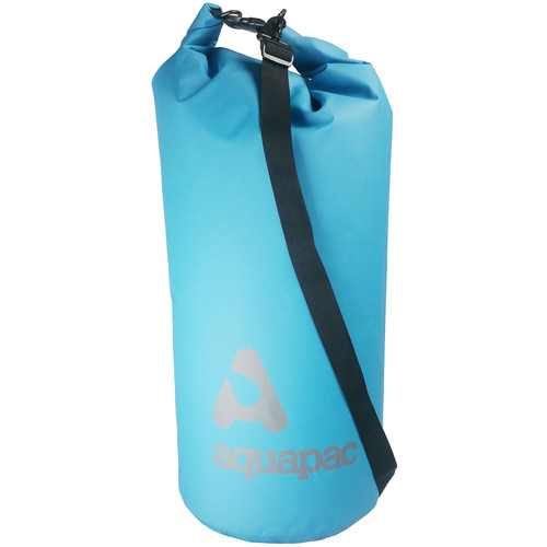 Aquapac TrailProof Drybag with Shoulder Strap (70 Liter, Blue)