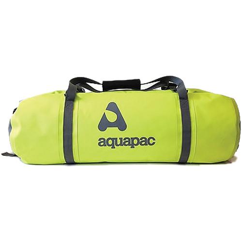Aquapac 40L TrailProof Duffel (Acid Green / Cool Gray)