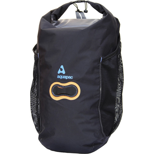 Aquapac 35L Wet & Dry Backpack (Black)