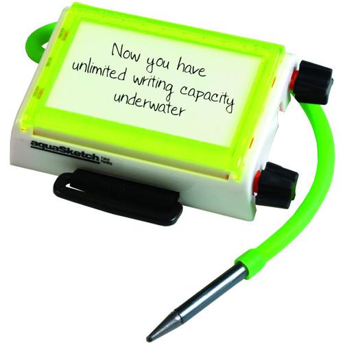 aquaSketch Minno Waterproof Scrolling Slate (Green)