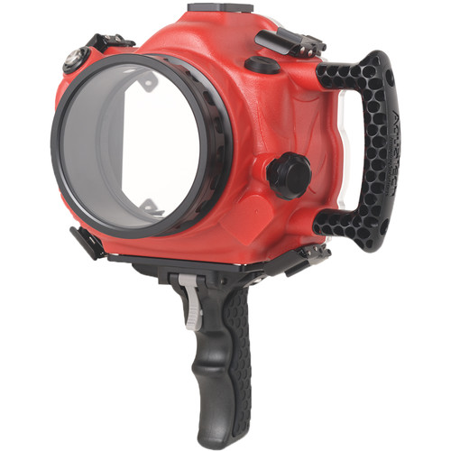 AquaTech Base II Sport Underwater Housing Kit with Cable Release and Camera Plate