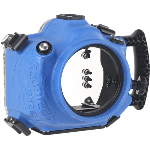AquaTech Elite II A7RIV Underwater Camera Housing for Sony a9 II & a7R IV