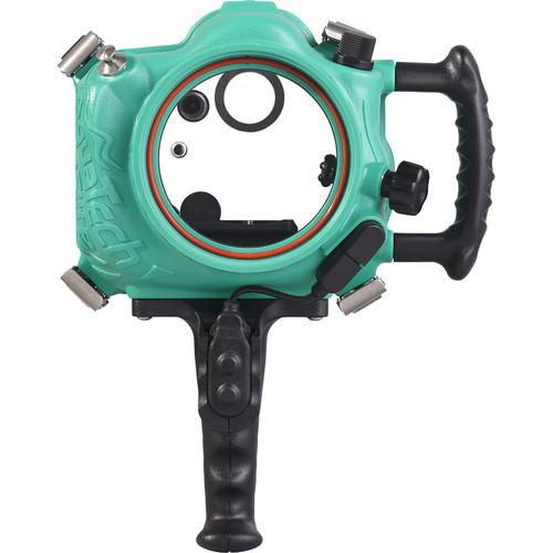 AquaTech Compac 70D Underwater Sport Housing for Canon 70D or 80D DSLR