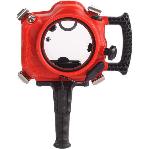 AquaTech Compac / Elite D7500 Water Housing with Pistol Grip for Nikon D7500
