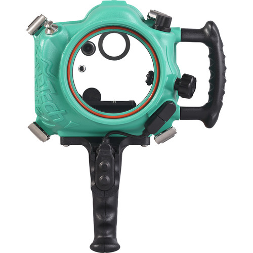 AquaTech Compac D7200 Underwater Sport Housing for Nikon D7200 or D7100 DSLR