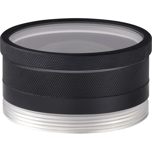 AquaTech P-Series P-65 Flat Port for Short to Medium Length Prime Lenses