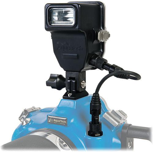 AquaTech Mini C Flash & Housing Kit for Canon DSLR Cameras