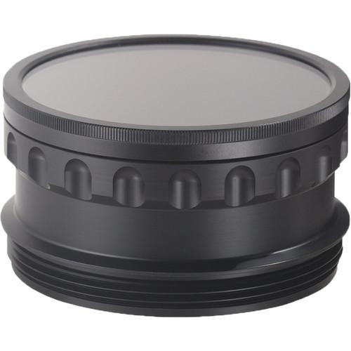AquaTech P-80 Lens Port for Short to Medium Length Prime Lenses