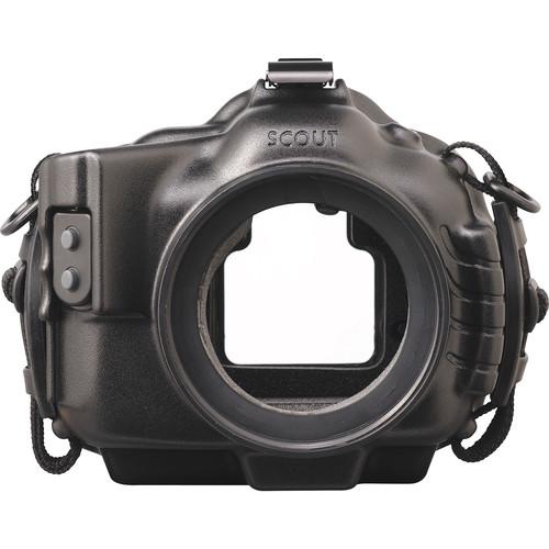 AquaTech Scout D800 Sound Blimp for Nikon D800/810 and DF