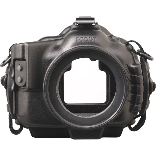 AquaTech Scout D800 Sound Blimp for Nikon D800/810 and DF