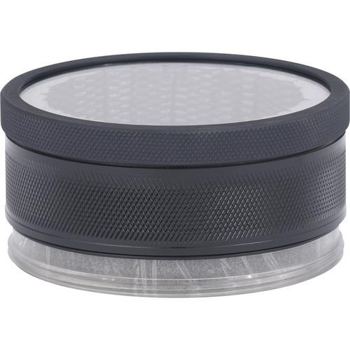 AquaTech BT-90 Sound Blimp Lens Tube for Nikon 85/35/24mm f/1.4G or Canon 35mm f/1.4L Lens