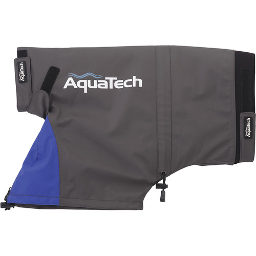 AquaTech All Weather Shield Telephoto Extension (Medium, Gray)