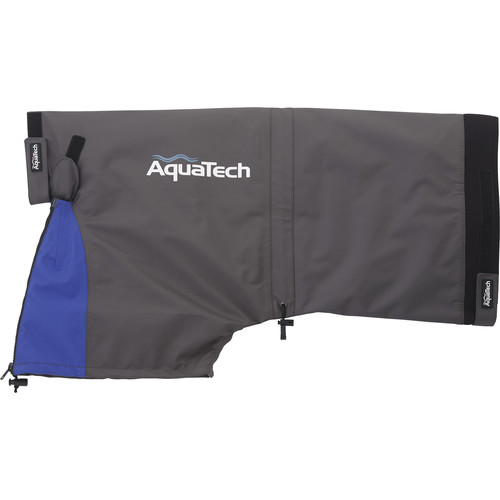 AquaTech All Weather Shield Telephoto Extension (Large, Gray)