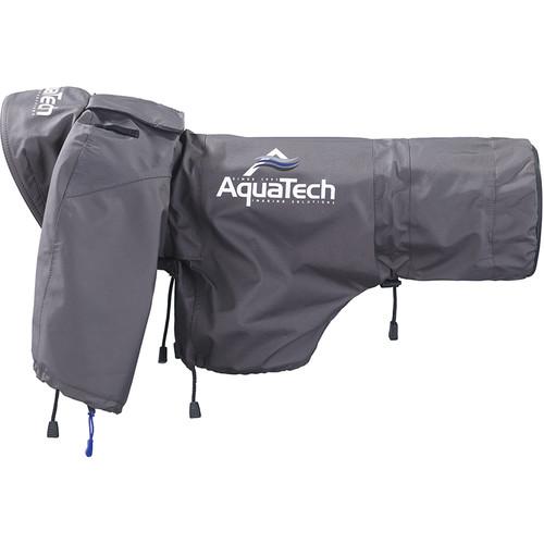 AquaTech SSRC Large Sport Shield Rain Cover (Gray)