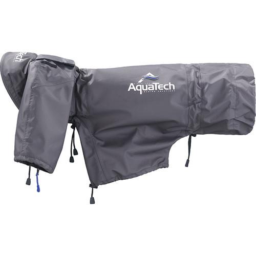 AquaTech SSRC Extra Large Sport Shield Rain Cover (Gray)