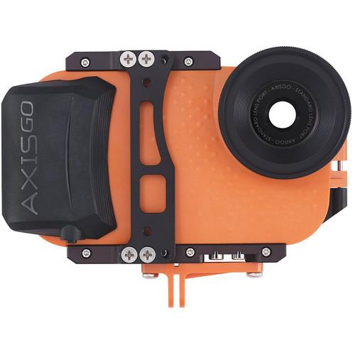 AquaTech AxisGO 7 PLUS Action Mounting Kit