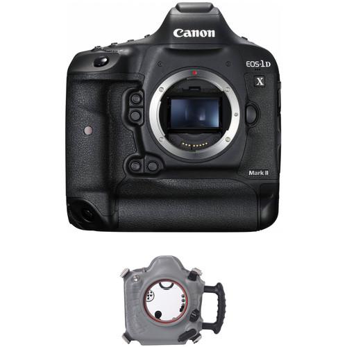 AquaTech Delphin 1D Underwater Sport Housing and Canon EOS-1D X Mark II DSLR Camera Body Kit