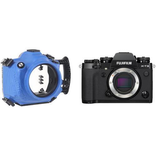 AquaTech Elite II X-T3 Underwater Camera Housing & FUJIFILM X-T3 Mirrorless Digital Camera Body Kit