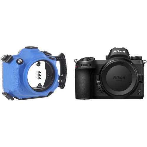 AquaTech Elite II Z7/Z6 Underwater Camera Housing and Nikon Z6 Mirrorless Digital Camera Body Kit