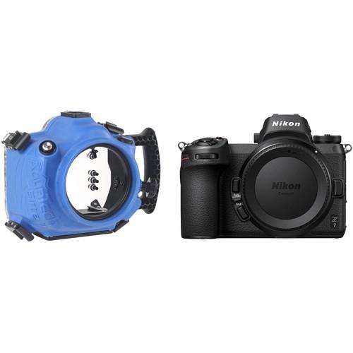 AquaTech Elite II Z7/Z6 Underwater Camera Housing and Nikon Z7 Mirrorless Digital Camera Body Kit