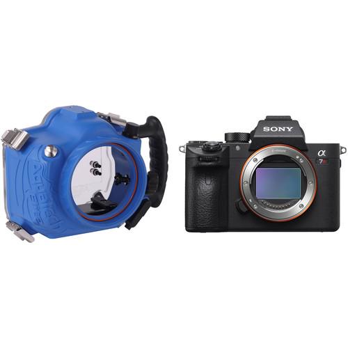 AquaTech Elite Underwater Housing and Sony a7R III Mirrorless Camera Body Kit