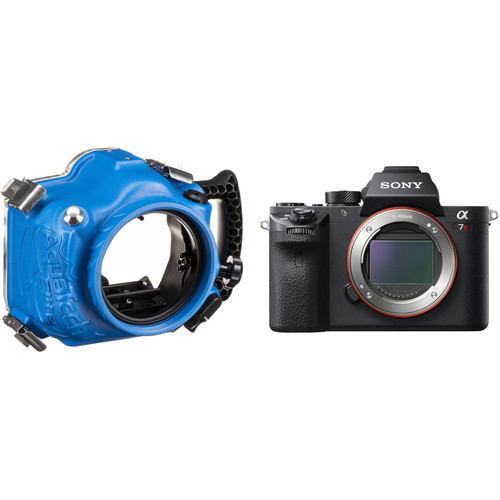 AquaTech Elite Underwater Housing and Sony a7R II Mirrorless Camera Body Kit
