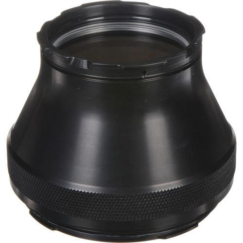 Aquatica Flat Mini Macro Port for Select Canon, Nikon, and Sony Prime Lenses