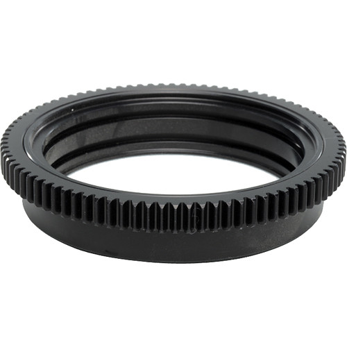 Aquatica 19004 Zoom Gear for Canon 24-70mm f/2.8L USM Type II in Lens Port on Underwater Housing