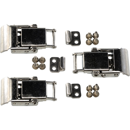 Aquatica 3 Replacement Closing Latches with Installation Hardware for Underwater DSLR Housing