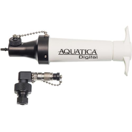 Aquatica Vacuum Valve and Extracting Pump for A1DCX Underwater Housing