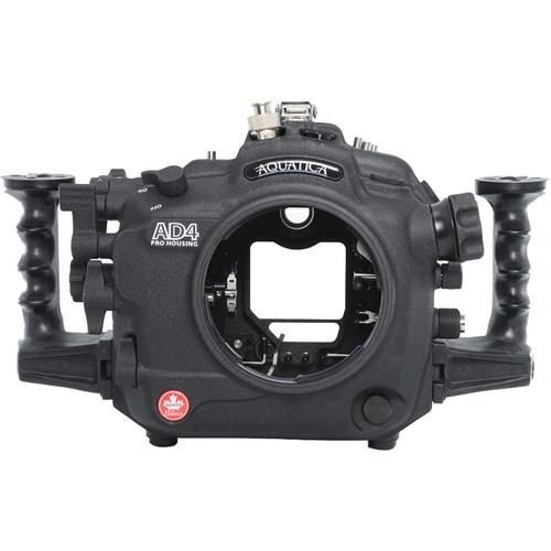 Aquatica AD4 Underwater Housing for Nikon D4 (Ikelite TTL Strobe Connector)