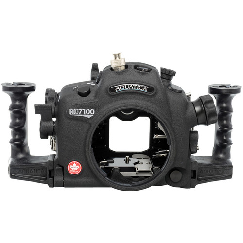 Aquatica AD7100/200 Underwater Housing for Nikon D7100 or D7200 (Ikelite M/TTL Strobe Connector)