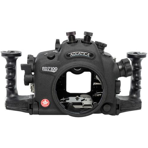 Aquatica AD7100/200 Underwater Housing for Nikon D7100 or D7200 (Dual Nikonos Strobe Connectors)