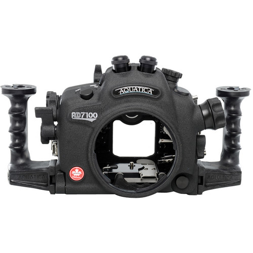Aquatica AD7100/200 Underwater Housing for Nikon D7100 or D7200 (Dual Optical Strobe Connectors)