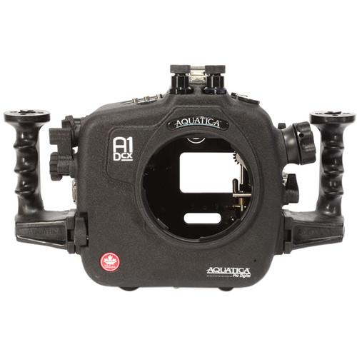 Aquatica A1Dcx Pro Underwater Housing for Canon EOS-1D C or 1D X (Dual Nikonos Strobe Connectors)