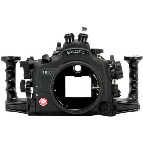 Aquatica AD810 Pro Underwater Housing for Nikon D810 (Dual Fiber-Optic Strobe Connectors)