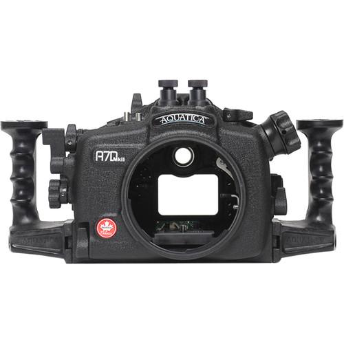 Aquatica A7D Mk II Underwater Housing for Canon 7D Mark II (Dual Nikonos Strobe Connectors)