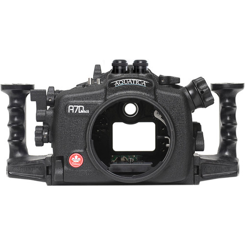 Aquatica A7D Mk II Underwater Housing for Canon 7D Mark II (Dual Fiber-Optic Strobe Connectors)