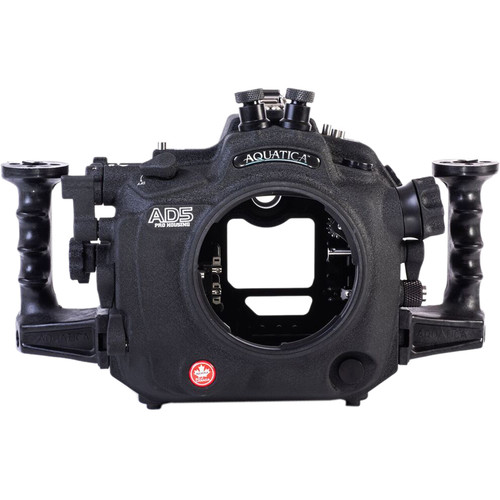 Aquatica AD5 Underwater Housing for Nikon D5 (Ikelite TTL/Manual Strobe Connector)