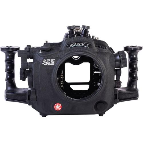 Aquatica AD5 Underwater Housing for Nikon D5 (Dual Nikonos Strobe Connectors)